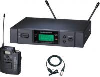 Audio Technica vezetéknélküli mikrofon készlet ATW3110B/P2