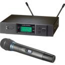 Audio Technica vezetéknélküli mikrofon készlet ATW3171B D