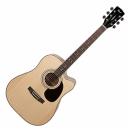 Cort elektro-akusztikus gitár AD 880 CE NAT
