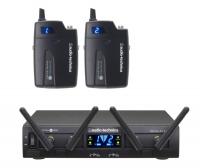 Audio Technica vezetéknélküli mikrofon készlet ATW1311