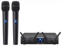 Audio Technica vezetéknélküli mikrofon készlet ATW1322