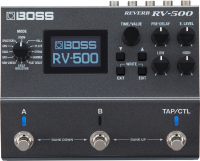 BOSS reverb effekt processzor RV-500