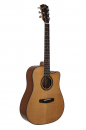 Dowina akusztikus gitár Rustica DCE