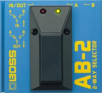 BOSS választó pedál AB-2