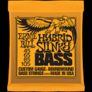 Ernie Ball Húrkészlet basszusgitárhoz Nickel Wound 45-105 Hybrid Slinky Bass 2833