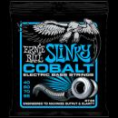 Ernie Ball Húrkészlet basszusgitárhoz Cobalt 40-95 Extra Slinky Bass 2734