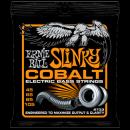 Ernie Ball Húrkészlet basszusgitárhoz Cobalt 45-105 Hybrid Slinky Bass 2733