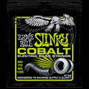 Ernie Ball Húrkészlet basszusgitárhoz Cobalt 50-105 Regular Slinky Bass 2732