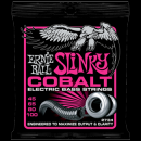 Ernie Ball Húrkészlet basszusgitárhoz Cobalt Super Slinky Bass 45-100 2734