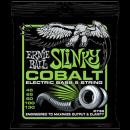 Ernie Ball Húrkészlet basszusgitárhoz 5 húros Cobalt 45-130 Slinky Bass 2736