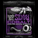 Ernie Ball Húrkészlet elektromosgitárhoz Cobalt 11-48 Power Slinky 2720