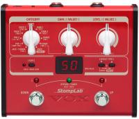 VOX basszusgitár multieffekt Stomplab 1B + ajándék tápegység
