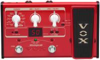VOX basszusgitár multieffekt Stomplab 2B + ajándék tápegység