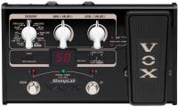 VOX gitár multieffekt Stomplab 2G + ajándék tápegység