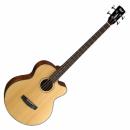 Cort akusztikus basszusgitár AB850F NAT w/bag