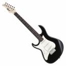Cort elektromos gitár G200 LH BK