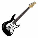 Cort elektromos gitár G220 BK