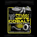 Ernie Ball Húrkészlet elektromosgitárhoz Cobalt 11-54 Beefy Slinky 2727