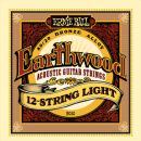 Ernie Ball Húrkészlet akusztikus gitárhoz 12 húros 9-46 Earthwood Bronze Light 2010