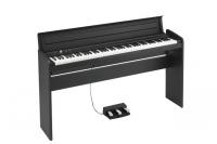 Korg digitális zongora LP180 BK