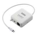Korg audio interface PlugKey iOS