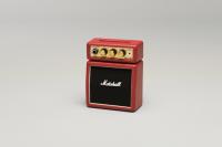 Marshall gitárkombó MS-2R, Micro Stack piros