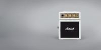 Marshall gitárkombó MS-2W, Micro Stack fehér
