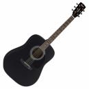 Cort akusztikus gitár AD 810 BKS