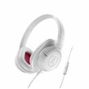 Audio Technica fejhallgató ATH-AX1iSWH