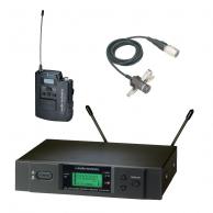 Audio Technica vezetéknélküli mikrofon készlet ATW3110BC/P