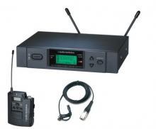 Audio Technica vezetéknélküli mikrofon készlet ATW3110B/P1