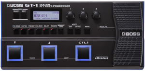 BOSS multieffekt GT-1