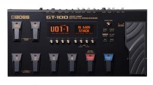 BOSS multieffekt GT-100