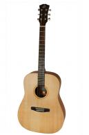 Dowina akusztikus gitár Puella D-s