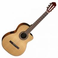 Cort elektro-klasszikus gitár AC120CE OP