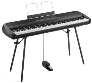 Korg digitális zongora SP280 BK