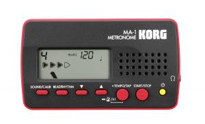 Korg Metronóm MA-1 BKRD