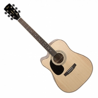 Cort elektro-akusztikus gitár AD 880 CE LH NAT