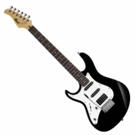 Cort elektromos gitár G220 LH BK
