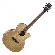 Cort elektro-akusztikus gitár SFX AB NAT