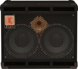 """Eden hangfal D210XLT-8 Ohm, 2x10"""" hangszorós basszusláda"""