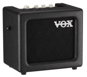 VOX gitárkombó MINI 3G 2 BK