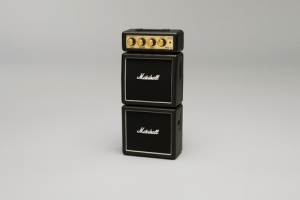 "Marshall gitárkombó MS-4, Micro Stack fekete, ""full stack"""