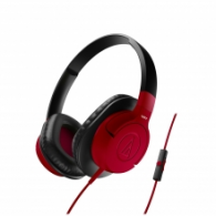 Audio Technica fejhallgató ATH-AX1iSRD
